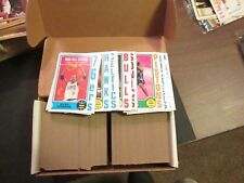 2001 Topps Heritage Basketball Complete 264 Card Set/Michael Jordan Wizards
