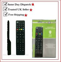 Universal Remote Control Slim 6 in 1 TV VCR DVD SKY CABLE HiFi LED PLASMA
