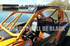 Houser Racing Roll Cage Armor & Rear Bumper Polaris RZR XP Turbo Black