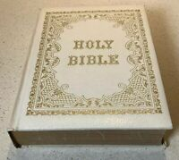 The Holy Bible KJV Family Altar Edition Red Letter Crusade Library Reference