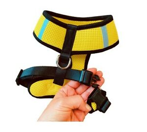Dog Harness No Pull No Choke Safe Dog Collar Reflective Vest Harness XS-XL Dogs