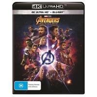 Avengers - Infinity War 4K Ultra HD : NEW UHD Blu-Ray