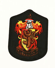 Gryffindor Hogwarts' House Shield Harry Potter Embroidered Iron On/Sew On Patch