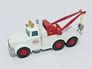 MATCHBOX KING SIZE MODEL No.K2-3 SCAMMELL ESSO HEAVY WRECK TRUCK