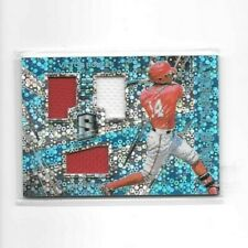 Victor Robles, 2018 Panini Spectra Triple Threads Jersey ) ROOKIE!!!