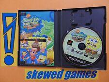 Spongebob Squarepants Revenge Of The Flying Dutchman cib PS2 PlayStation 2 Sony
