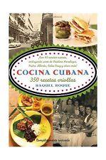 Cocina cubana: 350 recetas criollas (Spanish Edition) Free Shipping