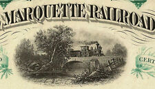The Flint and Pere Marquette Railroad Company share Eisenbahn Aktie 188 USA