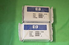 Genuine HP 20 Black  + HP 49 Colour HP49 HP20 No Box Date Unknown