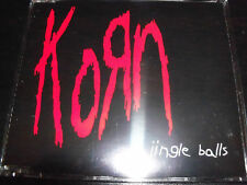 Korn Jingle Balls / Wake Up Rare Australian Promo CD Also Feat Sunk Loto & Dope