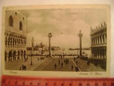 Cartolina Veneto - Venezia Piazzetta S. Marco - VE 3663