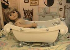 Authentic American Girl Doll  Bath Tub