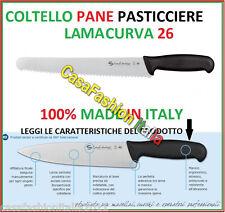 SANELLI COLTELLO PANE CURVO CM 26 61133 5362 PROFESSIONALE HORECA