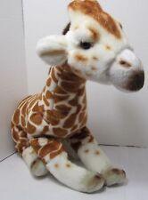 Demdaco Nat & Jules Brown Cream Giraffe No Tags CUTE Stuffed Animal