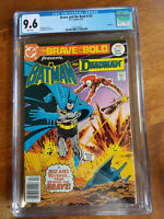 BRAVE AND THE BOLD # 133 DC COMICS  CGC GRADED 9.6 BATMAN DEADMAN