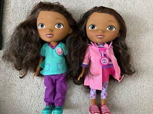 Disney DOC McSTUFFINS Large Articulated Dolls