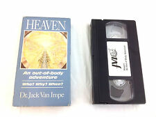 Heaven An Out-of-Body Adventure Who? Why? When Jack Van Impe VHS Is Heaven Real