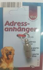 Tube adresse pour Collier Animaux chats Chiens - Trixie