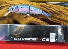 sg 4 play herring lowrider 19 cm 51 grs blue magic shad