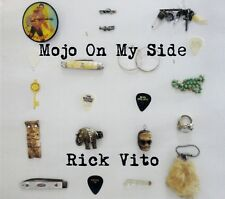 RICK VITO : MOJO ON MY SIDE / CD - TOP-ZUSTAND