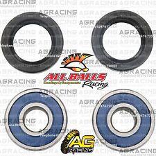 All Balls Rear Wheel Bearing & Seal Kit For Honda EZ 90 1991 Motocross Enduro