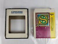 STEPPENWOLF FOR LADIES ONLY TESTED STEREO 8 TRACK TAPE RARE LABEL