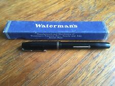 Vintage Watermans fountain pen Boxed