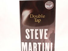 LIKE NEW!! Double Tap by Steve Martini a Paul Madriani Novel