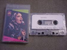 RARE PROMO Martika DEMO CASSETTE TAPE I Feel The Earth Move CAROLE KING 1988 pop