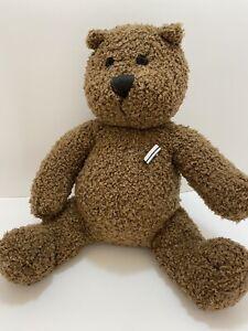 """Baby Gap Teddy Bear Plush Stuffed Animal 14' """"Brennan"""""""