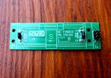 RANE NC FADER Hall Sensor PCB Assy for TTM57sl, TTM56 DJ Mixers