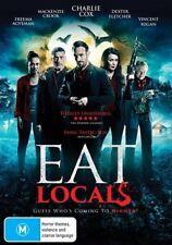 Eat Locals (Brand New Region 4 DVD, 2018) Charlie Cox