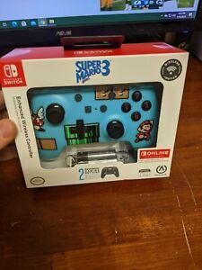 NEW NINTENDO SWITCH Super Mario Bros. 3 Enhanced Wireless Controller FREE SHIP