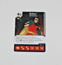 DC Dice Masters World's Finest * ROBIN * OP Promo Prize Card