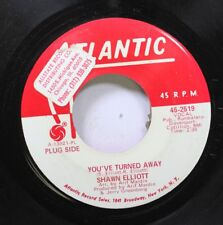 Rock 45 Shawn Elliott - You'Ve Turned Away / Little Children (Asking Questions)