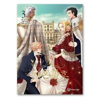Remarried Empress Vol 3 Original Korean Webtoon Manga Comic Manhwa Book