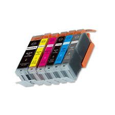 6 PK Quality Ink Set for PGI-270 CLI-271 XL Canon MG7720 Photo Printer Pixma