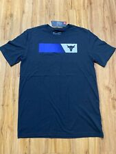 New Under Armour x Project Rock Brahma Bull Graphic Tee Black[1347699] Men'S Med