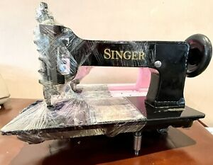 Singer 114w103 Chain Stitch Embroidery Machine Head Without Table Stand & Motor