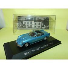 RENE BONNET MISSILE 1954 Bleu ALTAYA 1:43