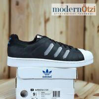 Adidas Originals Superstar CTXM Casual Sneakers Mens 9.5 Black White :1701