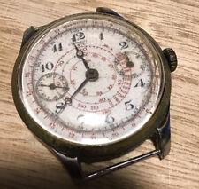Cronografo Monopulsante  Oversize. Vintage Anni 50