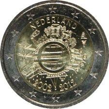 Pièces euro des Pays-Bas pour 2 euro année 2012