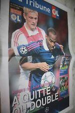 Programme)) OL Lyon/AJAX AMSTERDAM)) UEFA CHAMPIONS LEAGUE 2011/2012