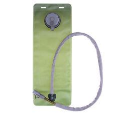 3L TPU water bag bicycle hydration bladder camping hiking climbing camelback BSC
