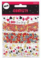 Las Vegas Casinò Festa assortiti confezione da 3 confetti