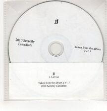 (GH510) JJ, Let Go - 2010 DJ CD