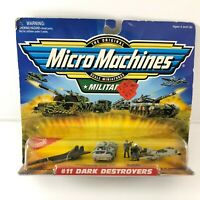 Micro Machines - Military - #11 Dark Destroyers - galoob