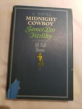 Midnight Cowboy by James Leo Herlihy first edition 1965
