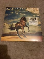 Springsteen Bruce Western Stars Double Blue  Vinyl LP Coloured New/Sealed